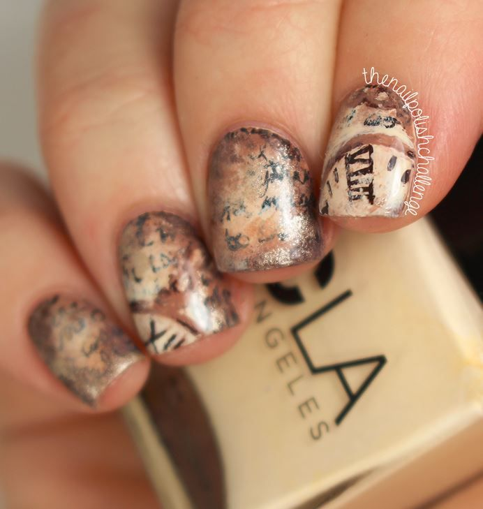 Fall Nail Art Trends Image collections - nail art and nail design