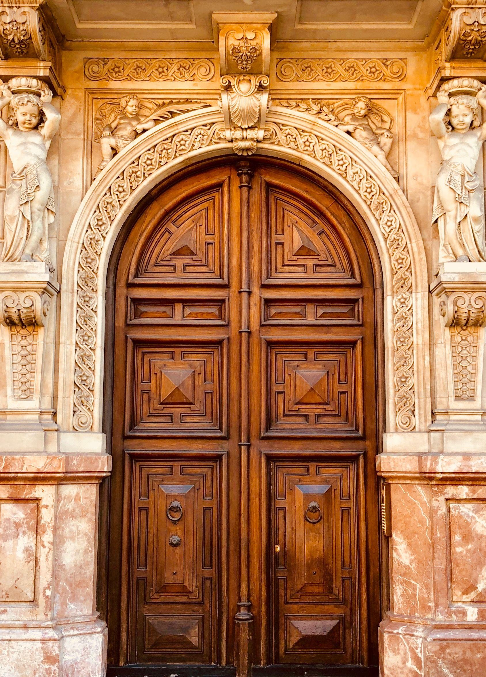 Barcelona puertas puertas y puertas de madera - Puertas madera barcelona ...