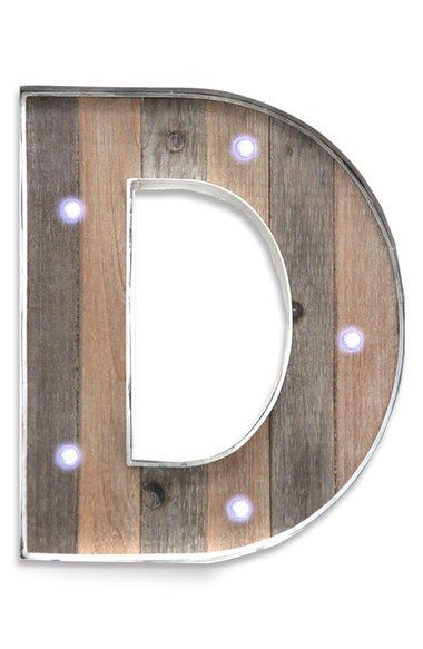 Crystal Art Gallery LED Marquee Letter Sign | Nordstrom