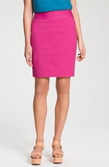f860bd1ea Halogen Fully Lined Cotten Blend Pencil Skirt Size 6 NWOT #Halogen  #StraightPencil #career