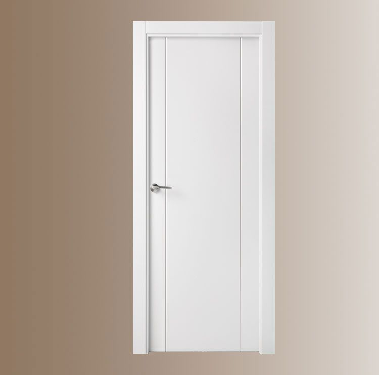 Puertas lacadas casa d pinterest puertas lacadas - Puertas blancas lacadas ...