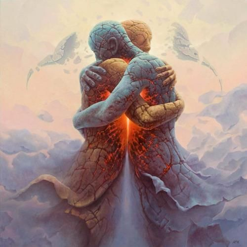 My heart space to yours, love is as love.