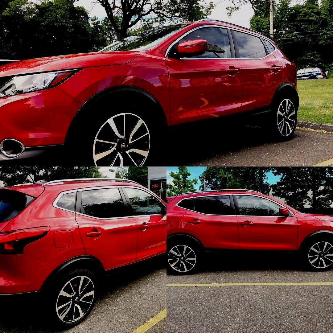 Check Out This 2018 Nissan Rogue Sport With Our Speed Of Sound