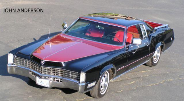 Cadillac Mirage Eldorado El Camino Pickup For Sale: Photos