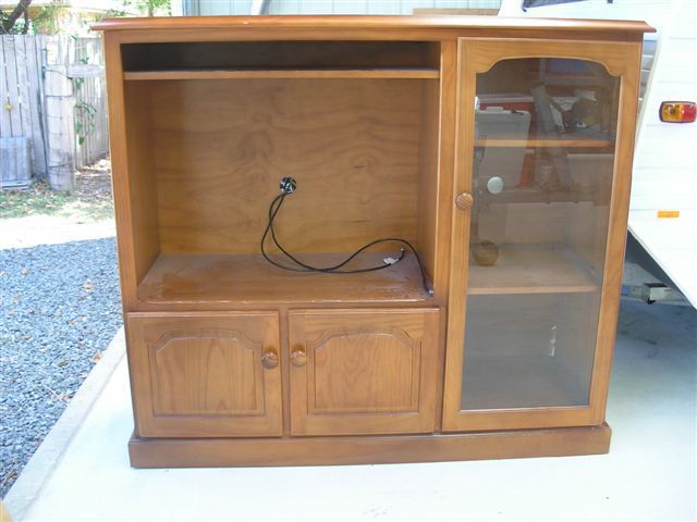 Convert Old TV Cabinets Into State Of The Art Play Kitchens