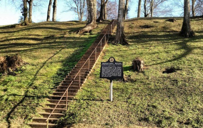 Photo of The Native American Burial Site Found At Florence Indian Mound In Alabama Is A Historical Wonder