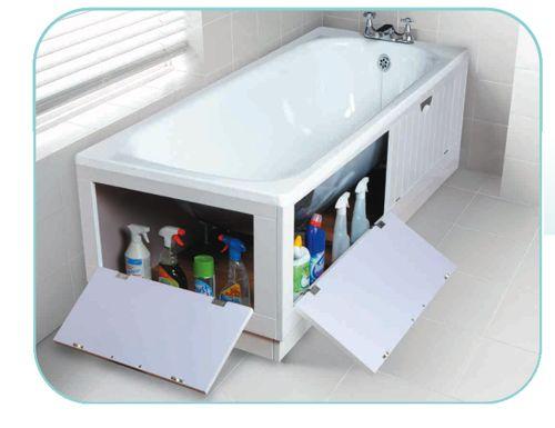 Storage Cupboard Under Your Bath