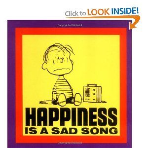 """""""happiness is a sad song"""" cover, cider mill press"""