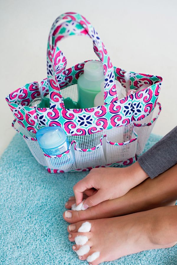 Shower Caddy For College Personalized Mesh Shower Caddies  Bags Totes And Purses