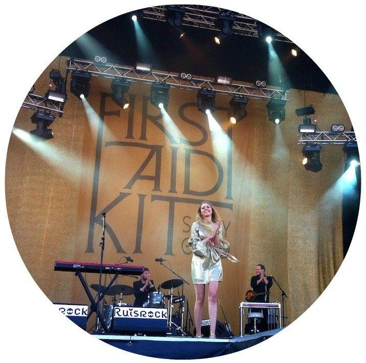 Ruissipaloja 2014 – Phoenix ja First Aid Kit - (pikkuseikkoja)   Lily.fi