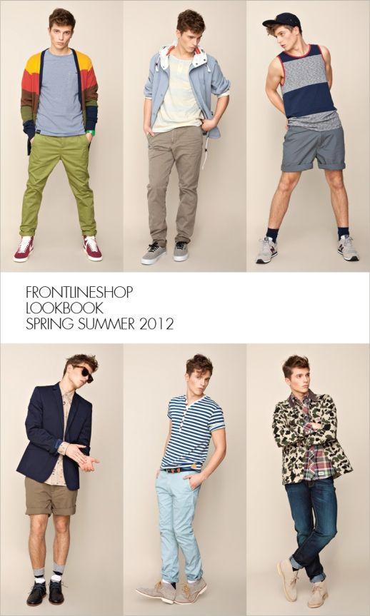 Men Looks S/S 2012