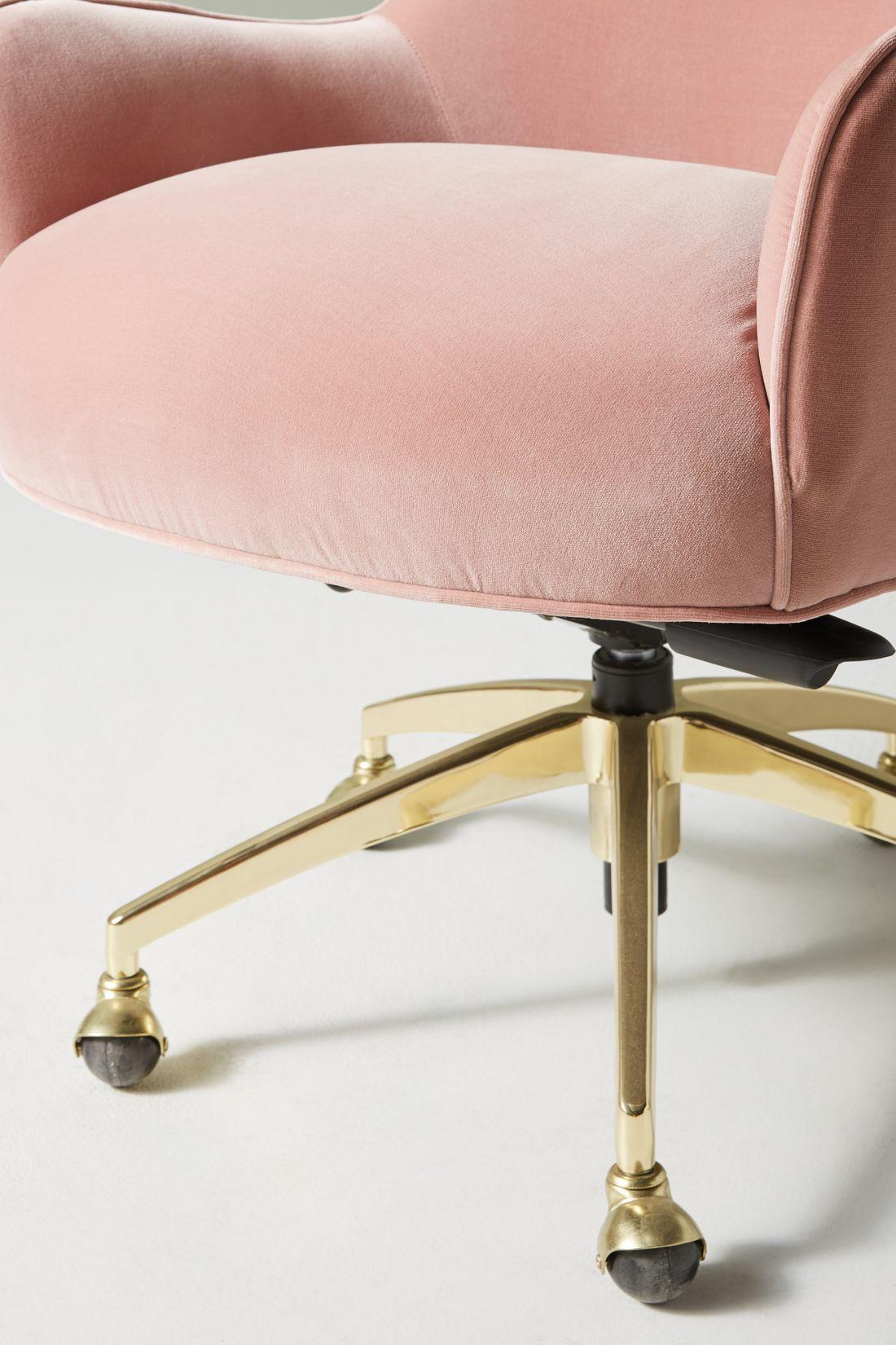 Camilla Swivel Desk Chair Swivel Chair Desk Desk Chair Comfy