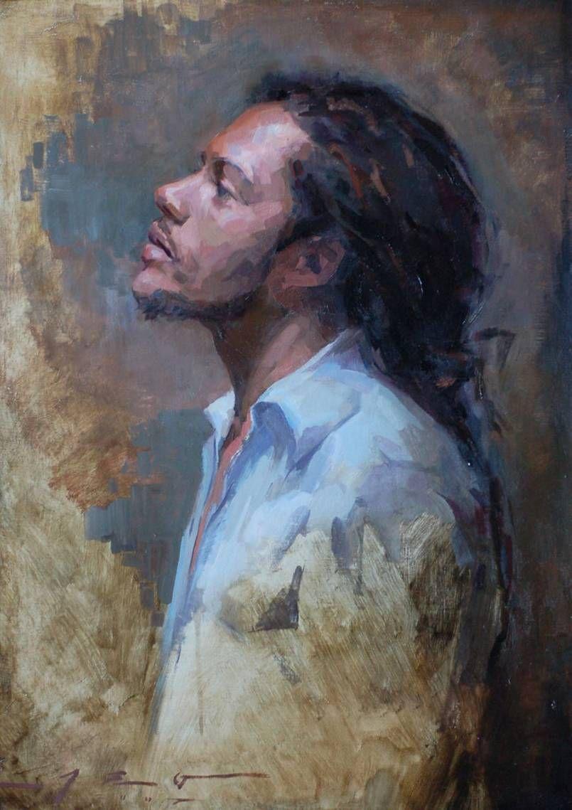 Leo Mancini-Hresko - Portrait of Reniere