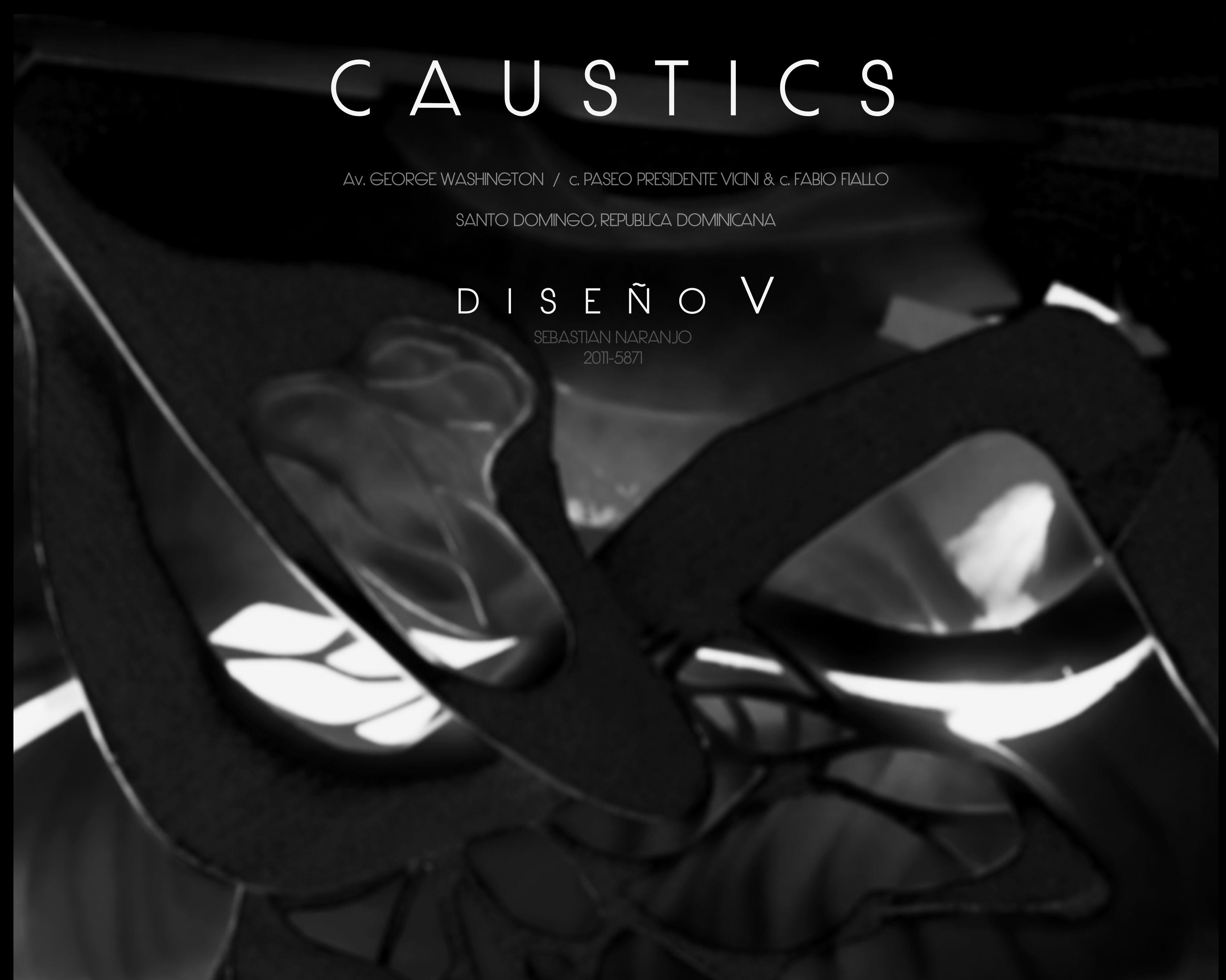 CAUSTICS - D5 by Sebastian Naranjo #board #presentation #project #caustics #plaza #urban #public #design #architecture #model #arquitectura #diseño #contexto