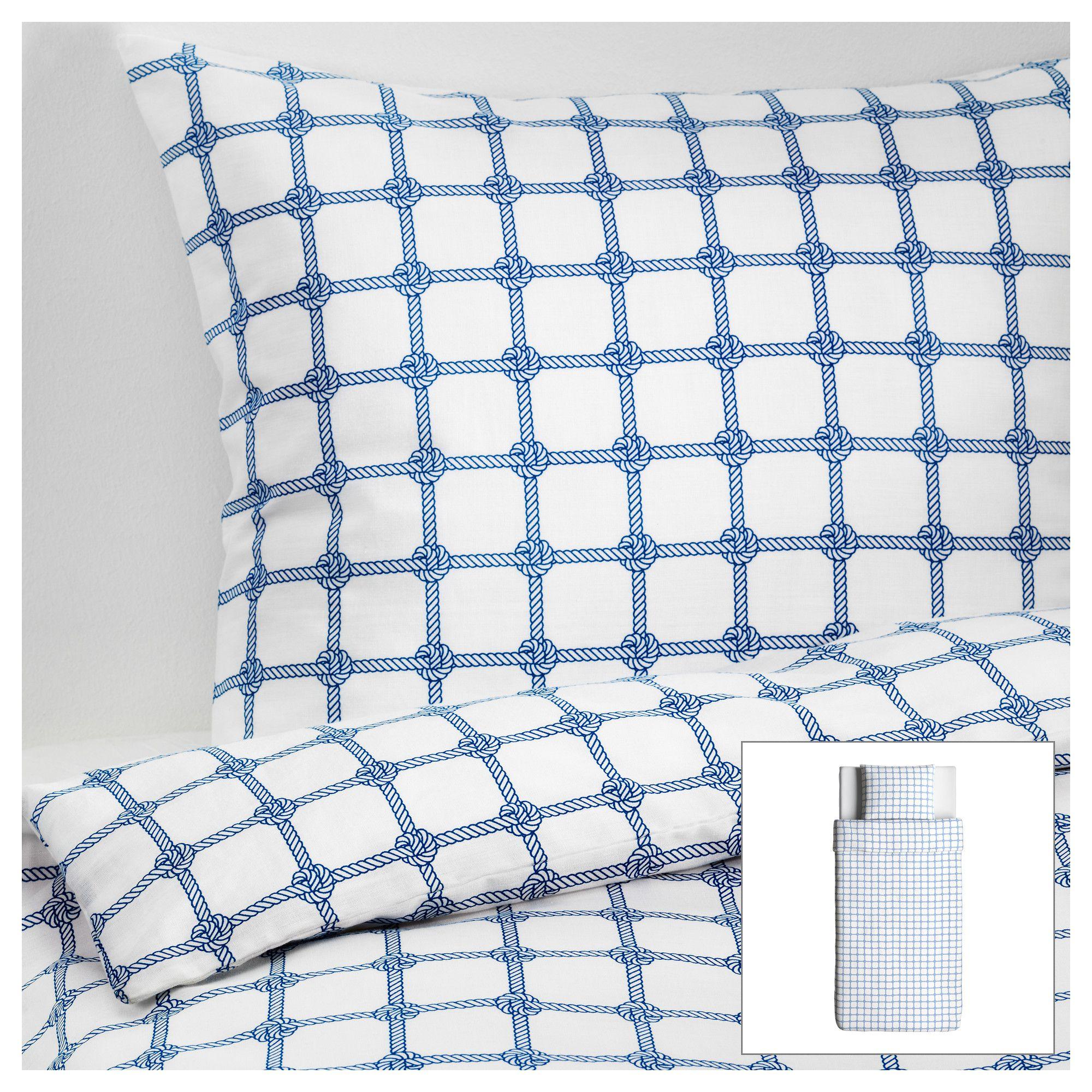 c5e0e7a2c LISEL Ágyneműhuzat-garnitúra - IKEA | Furnitures, facilities | Ikea ...