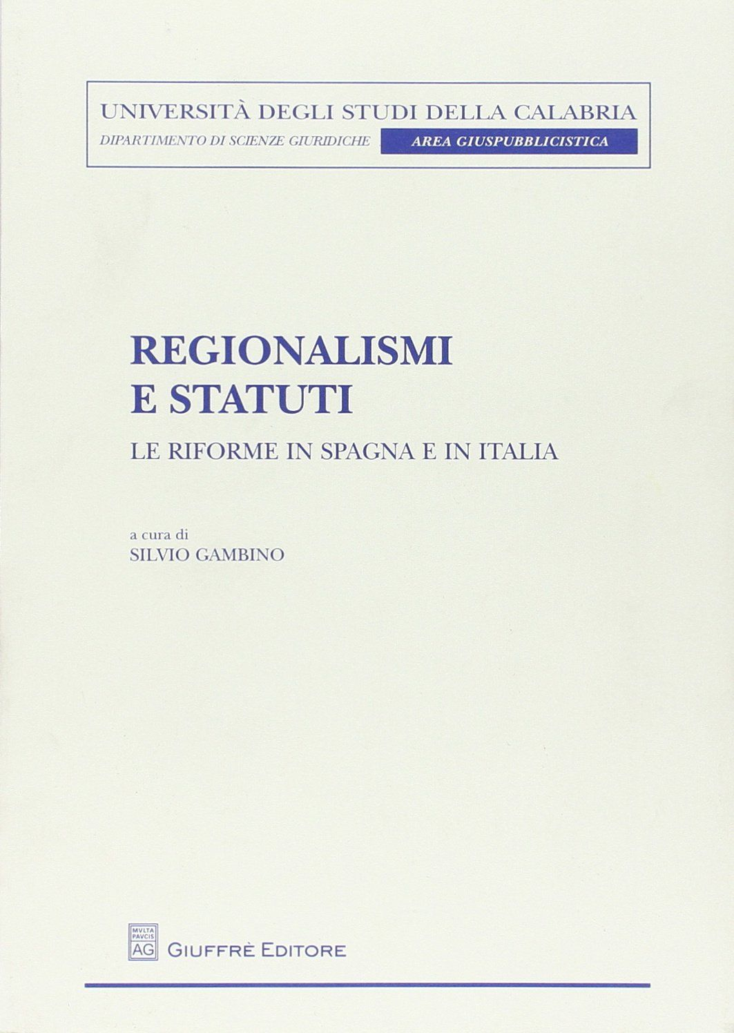 Regionalismi