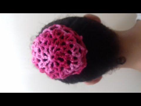 Redinha em Crochê para Balé - Aprendendo Crochê - YouTube | DIADEMAS ...