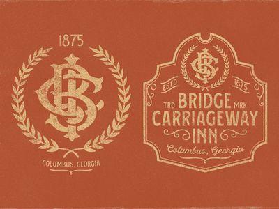 Bridge Carriageway Inn - 1875