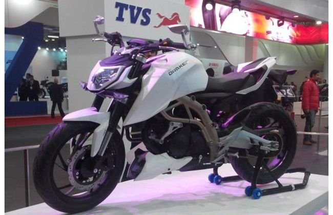 First TVS BMW Bike Will Be A 300cc Street Fighter