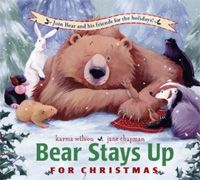 Bear Stays up for Christmas - Focus day activities - Silkysteps early years forum - planning ideas for play