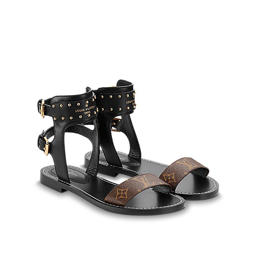 767515396 Women's Luxury Valentine's Day Gift - Nomad Sandal Women Shoes | LOUIS  VUITTON