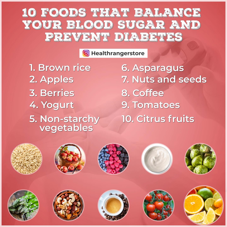 Photo of Diese zehn Lebensmittel gleichen Ihren Blutzucker aus und beugen Diabetes vor
