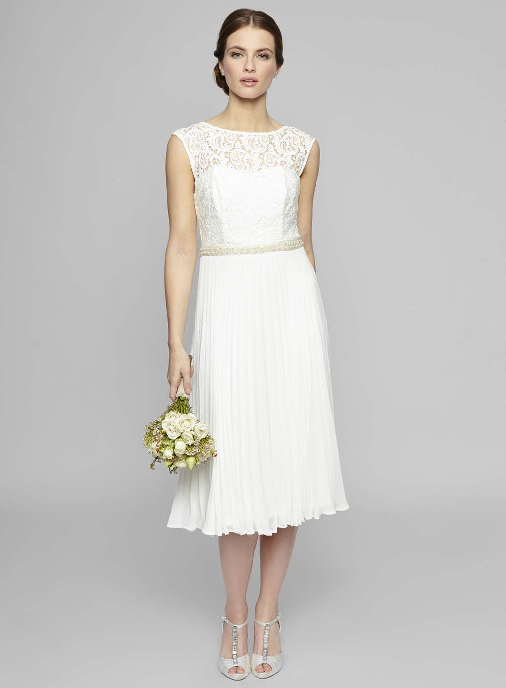 Ivory louisa lace pleat wedding dress httpweddingheart ivory louisa lace pleat wedding dress httpweddingheart ombrellifo Gallery