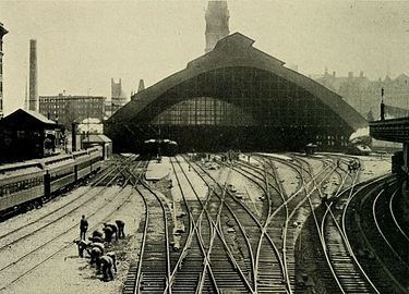 Have Broad street station philadelphia vintage photographs think, that