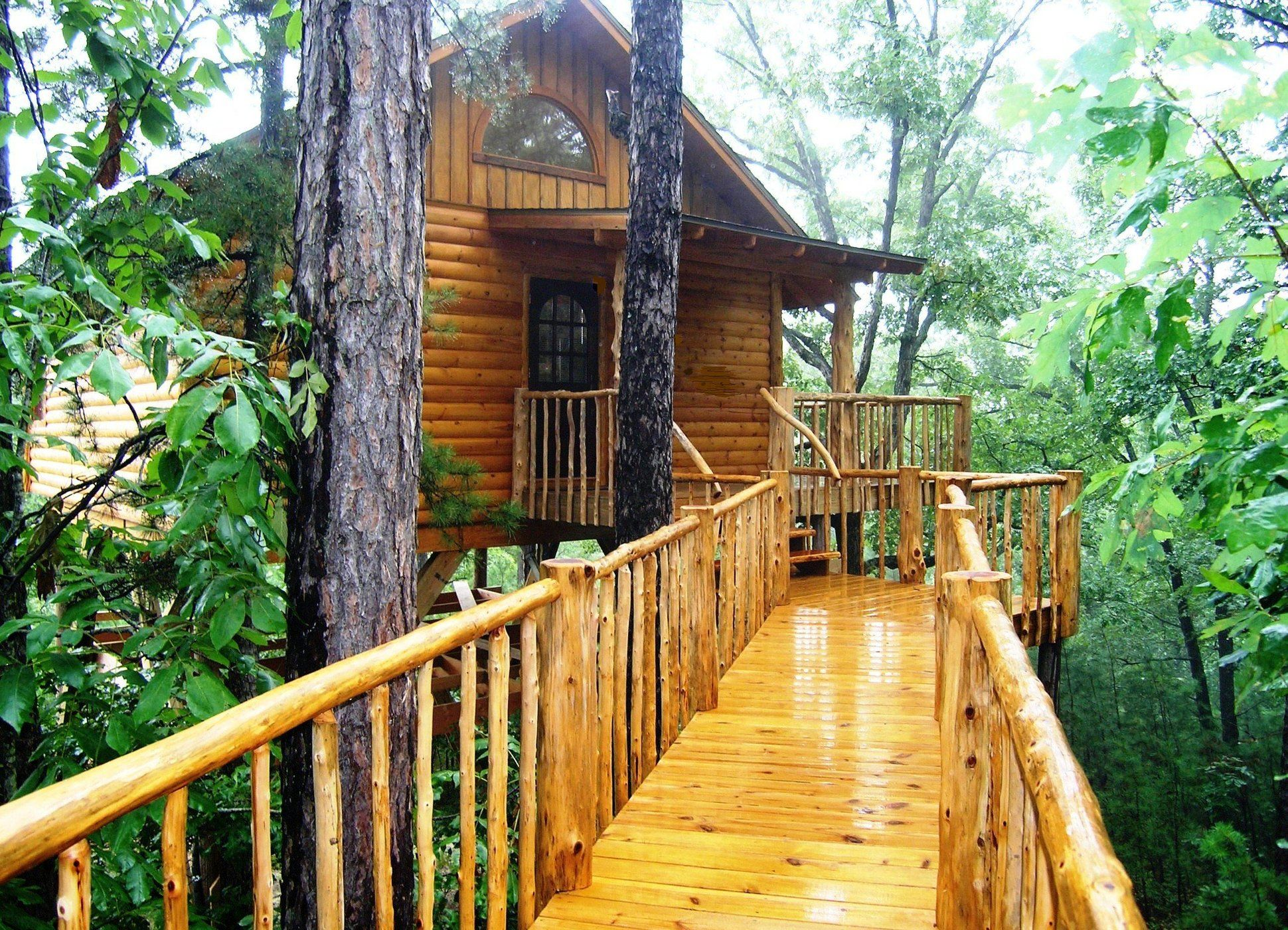 log sale treehouse state cabins oklahoma and homes country cow ok for bell ranch lodge united