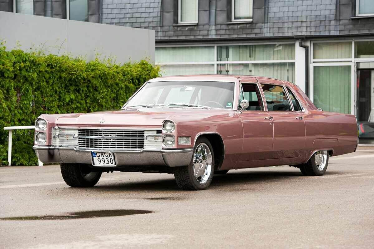 2021 Cadillac Fleetwood Series 75 Spesification