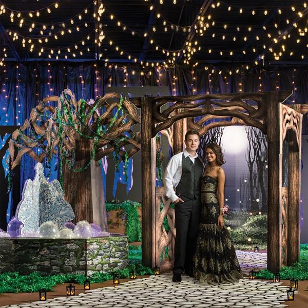 Top 10 Prom Themes Prom Themes Dream Prom Enchanted