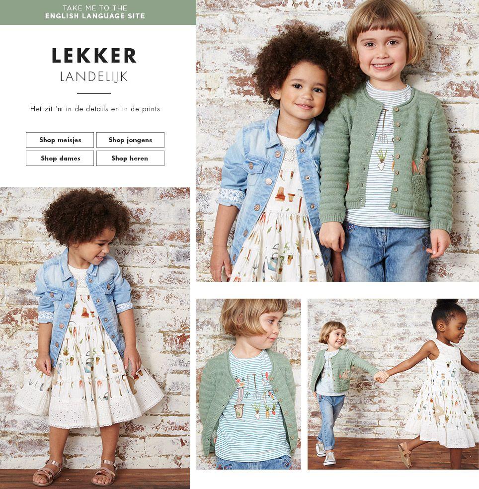 Kinderkleding Nederland.Dames Heren En Kinderkleding Next Nederland Webshops Kids