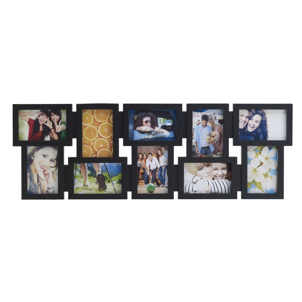 Melannco Black 10-opening Collage | Overstock.com Shopping - The ...