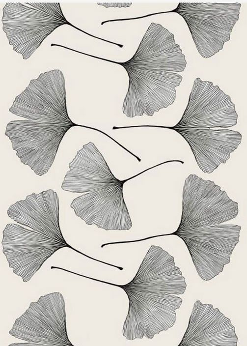 Ginkgo leaves - Kristina Isola