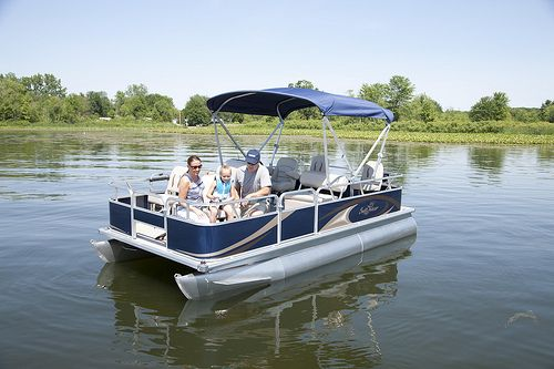 2013 Sunchaser Oasis   Pontoon boat, Boat, Pontoon boats ...