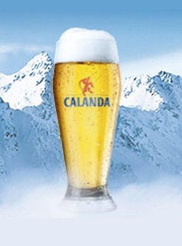 Calanda Bier, from Chur, Canton of Graubünden | Swiss ...