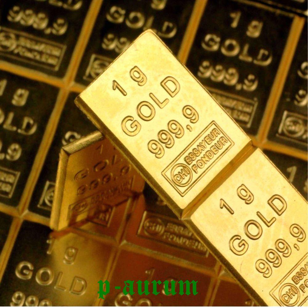 1 Gram Gold 999 9 1000 Fine Gold Ingots Valcambi Gold Gold Money Ingot
