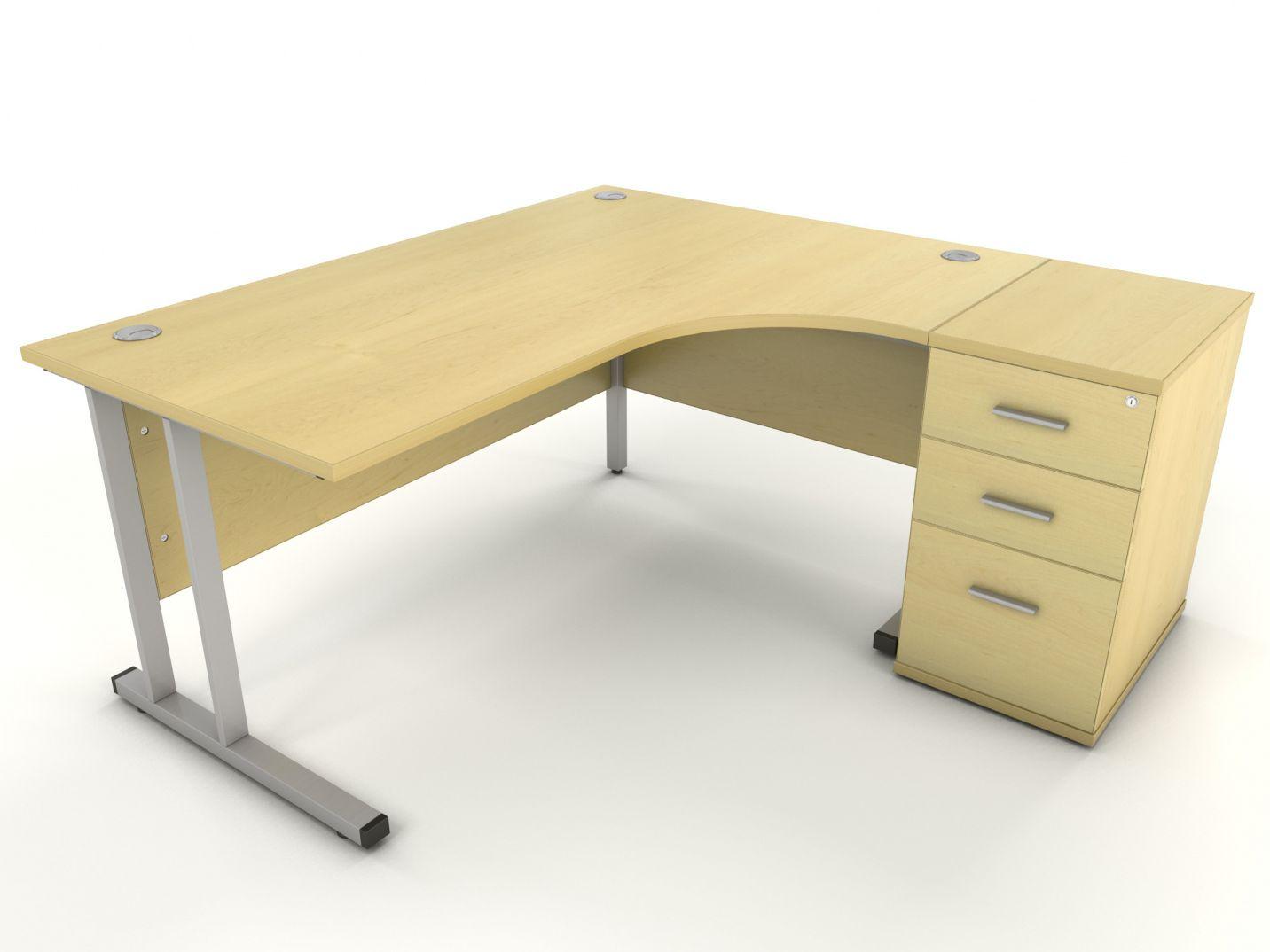 Office Corner Desk - Contemporary Home Office Furniture Check more ...