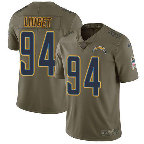 Men s Nike Denver Broncos  75 Menelik Watson Elite Orange Team Color NFL  Jersey  64ced5043