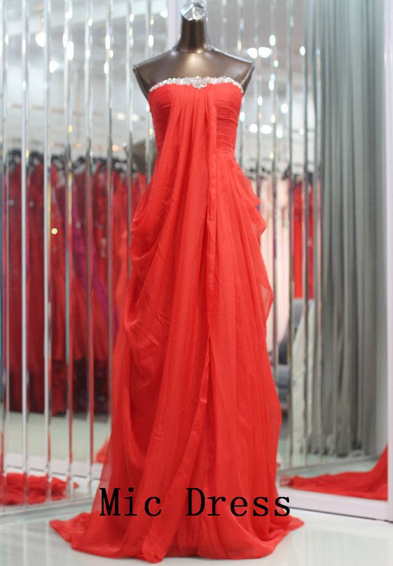 High quality strapless sleeveless floor-length pleated long Prom/Evening/Party/Homecoming/Bridesmaid/Cocktail/Formal Dress
