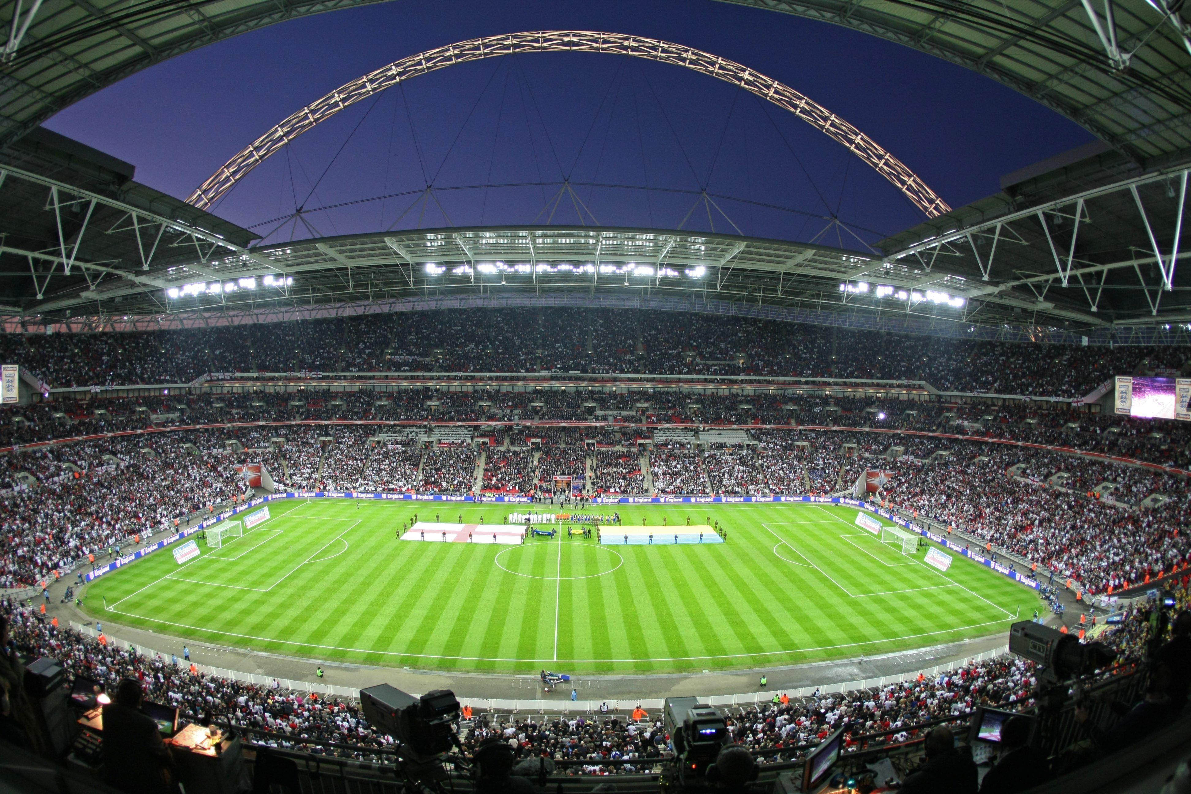 Soccer Stadium Wallpaper For Mac 1c8 Wembley Stadium Wallpaper Soccer Stadium