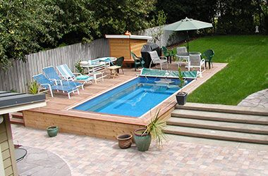 Superb High Quality Backyard Swimming Pools And Swim Spas