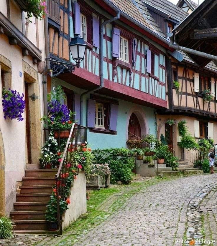 Épinglé par Mazef Anita sur Alsace de Facebook Alsace
