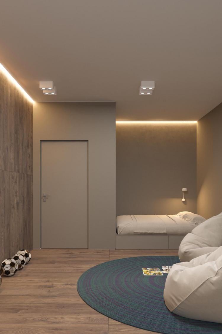 40 Admirable Dark Grey Home Decor With Warm Led Lighting Design Ideas Grey Home Decor Lighting Design Interior Home Decor