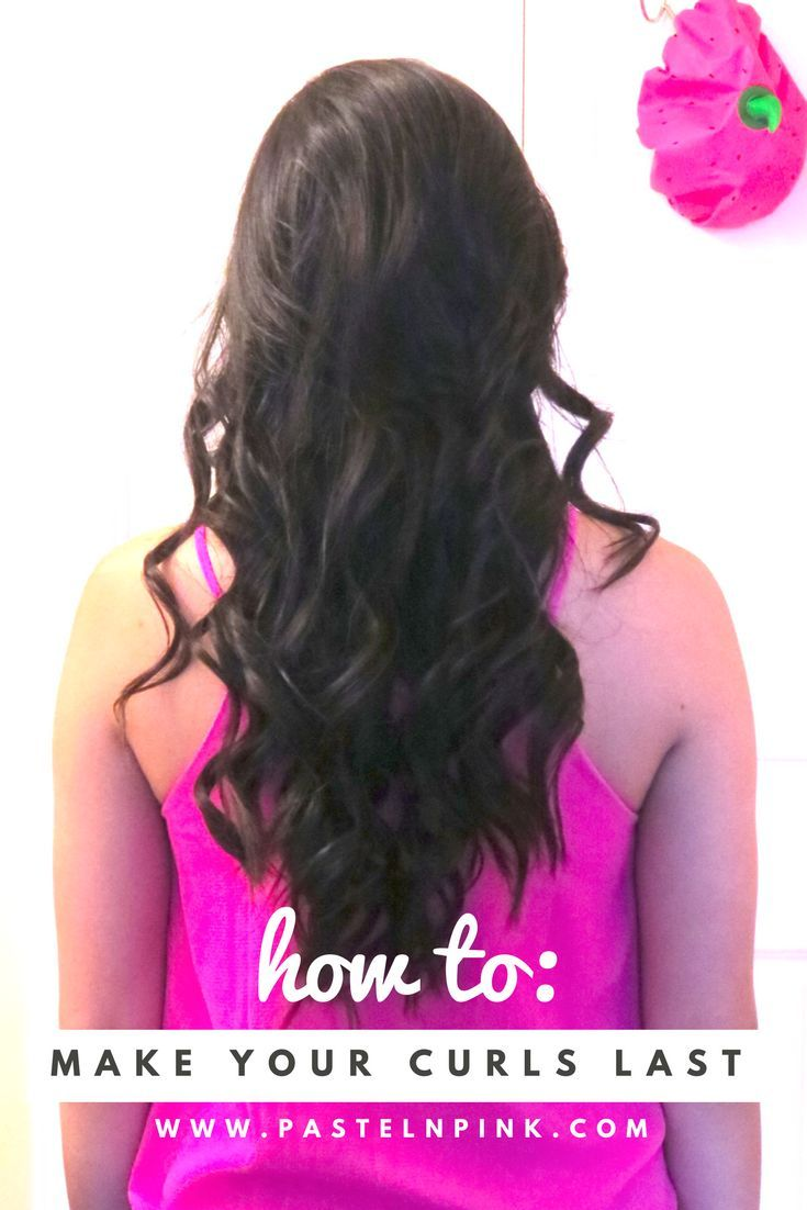 Hair tutorials how to make your curls last tips and tricks