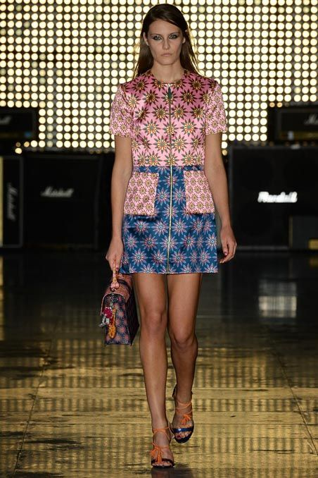 Spring 2015 Ready-to-Wear - House of Holland