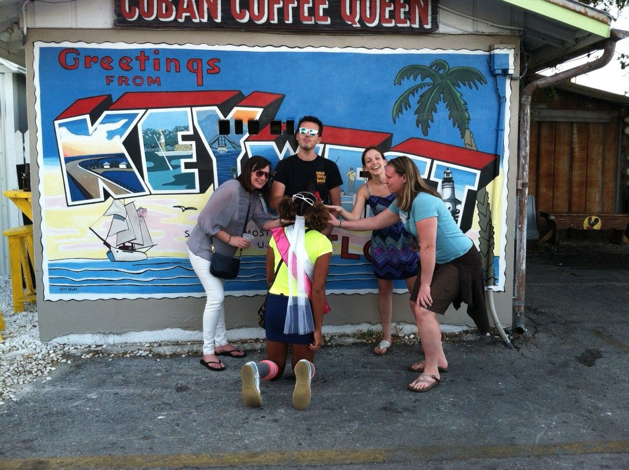 Key West Wedding Scavenger Hunts www.keywesthunt.com 305-292-9994