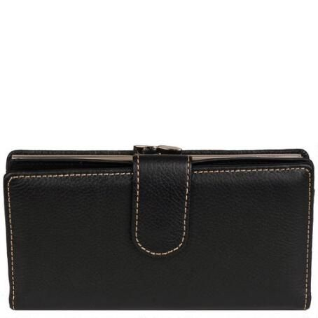 Wilsons Leather Rio Suburban Leather Clutch Wallet Comp Value Was: $45.00                      Our Price Now: $21.00