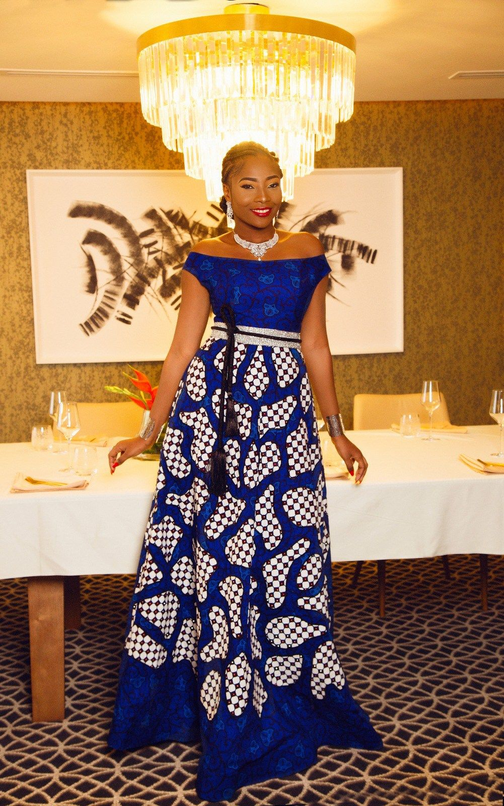 Grace Wallace - TOGO | Mes robes en 2019 | African Fashion ...