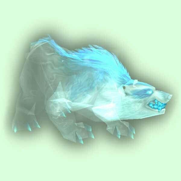 Wow Spirit Pet 5 Spirit Bear Pets Pet 5